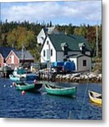 North-west Cove Metal Print