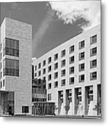 Northeastern University O' Bryant African American Institute Metal Print by University Icons