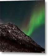 Northern Lights 1 Metal Print