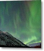 Northern Lights 4 Metal Print
