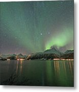 Northern Lights Experience I Metal Print