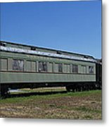 Northern Pacific Metal Print by Kenneth Hadlock