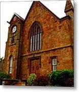 Northford Church Metal Print