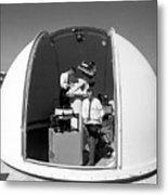 Northrop Observatory Metal Print