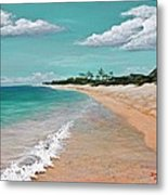 Northshore Oahu  Metal Print by Darice Machel McGuire