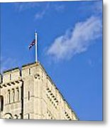 Norwich Castle Metal Print