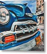 Nostalgia Road Metal Print