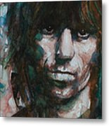 Not Fade Away Metal Print by Paul Lovering