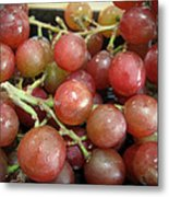 Not Sour Grapes Metal Print