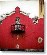 Not The Alamo Metal Print