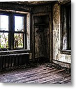 Nothing Left But The Ghosts Metal Print