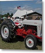 Nothing Like A Ford Metal Print by Victoria Sheldon