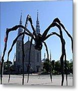 Notre-dame Cathedral Basilica I - Ottawa Metal Print
