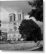 Notre Dame De Paris 2b Metal Print
