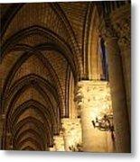 Notre Dame Paris France 2 Metal Print