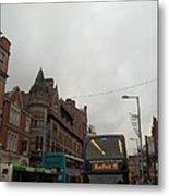 Nottingham Transit Metal Print