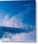 November Clouds 005 Metal Print