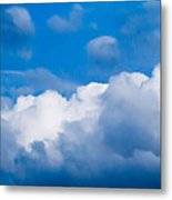 November Clouds 007 Metal Print