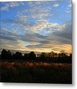 November Skies  Metal Print