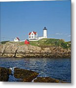 Nubble In The Day 20x30 Metal Print