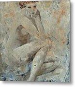 Nude 45314051 Metal Print