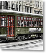 Number 965 Trolley Metal Print