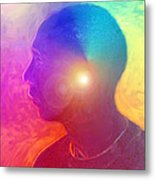 Number Fifty Four Metal Print