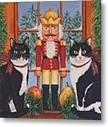 Nutcracker Sweeties Metal Print