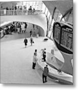 Nyc Airport, 1965 Metal Print