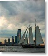 Nyc Pirates Metal Print