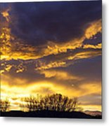 O Glorious Day Metal Print