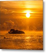 O Happy Day Metal Print by Davorin Mance