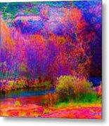 Oak Creek Acid 2 Metal Print