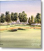 Oakmont Golf Course 14th Metal Print