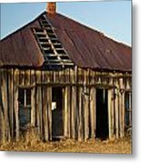 Oalold House Place Arkansas Metal Print