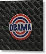 Obama Metal Print by Rob Hans