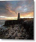 Obelisk Monument  Metal Print by Ollie Taylor
