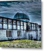 Observatory 7 Metal Print