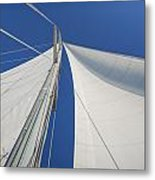 Obsession Sails 1 Metal Print