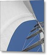 Obsession Sails 10 Metal Print