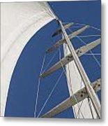 Obsession Sails 5 Metal Print