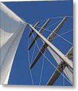 Obsession Sails 6 Metal Print