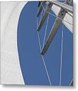 Obsession Sails 9 Metal Print