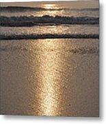 Obx Summer Sunrise Metal Print