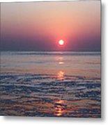 Oc Sunrise1 Metal Print