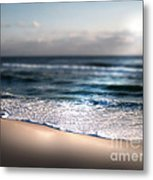 Ocean Blanket Metal Print by Jeffery Fagan