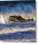 Ocean City Surf's Up Metal Print