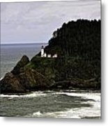 Ocean Photography Metal Print