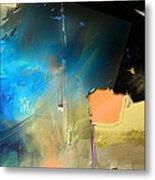 Ocean Sapphire 2 Metal Print