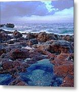 Ocean View II Metal Print